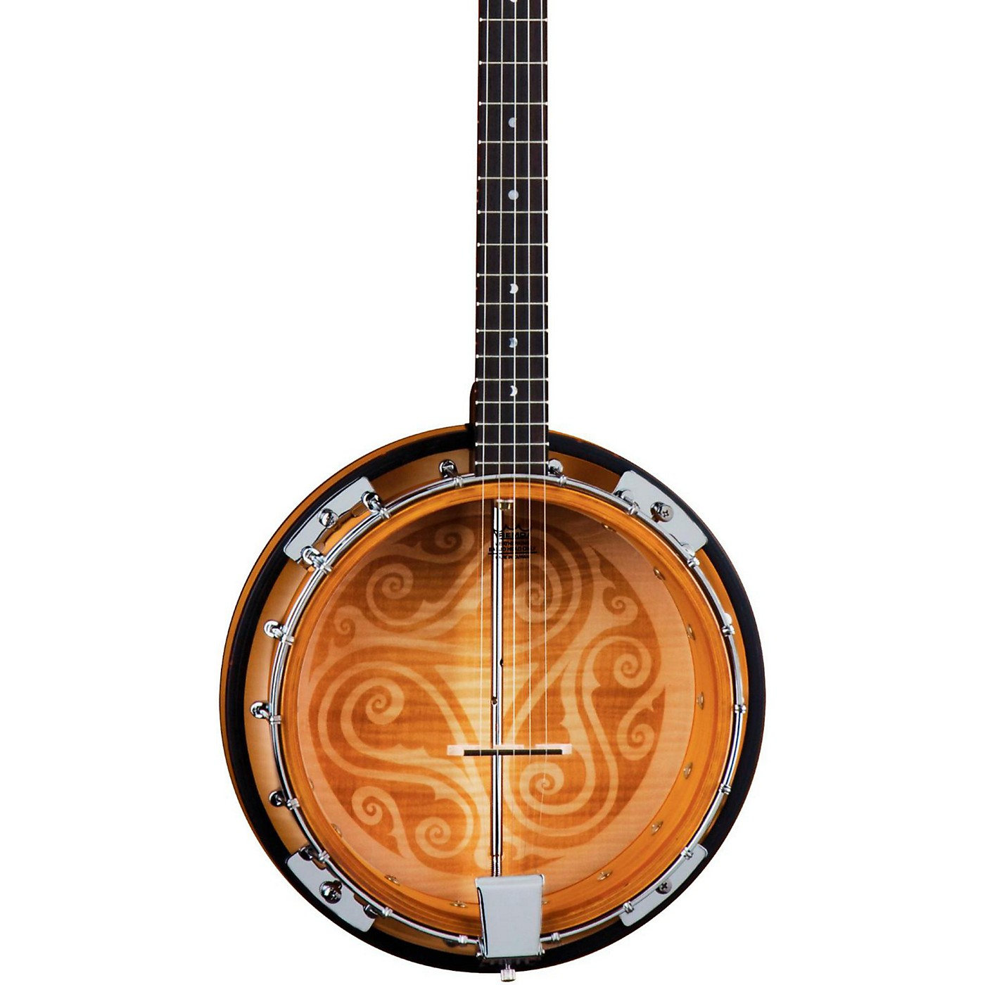 Luna Guitars Celtic 5-String Banjo thumbnail