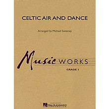 Hal Leonard Celtic Air and Dance Concert Band Level 1.5 Arranged by Michael Sweeney