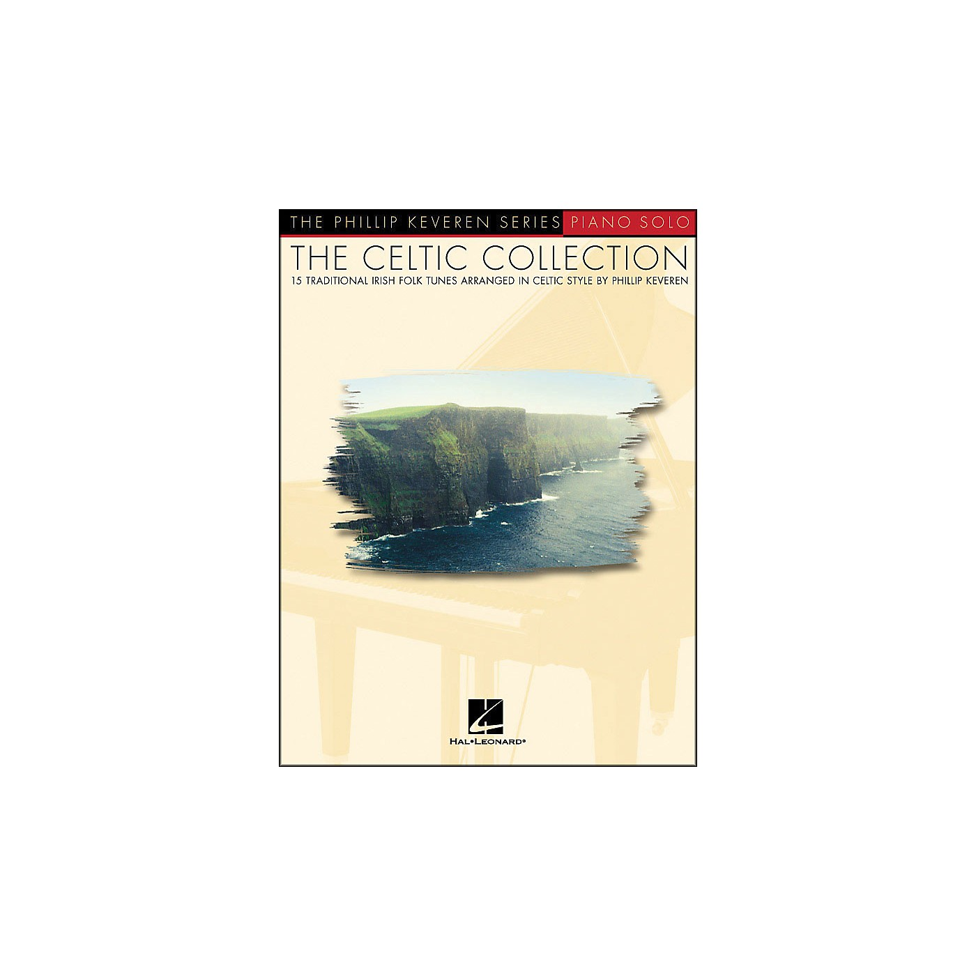 Hal Leonard Celtic Collection for Solo Piano - 15 Traditional Irish Folk Songs -  Phillip Keveren Series thumbnail