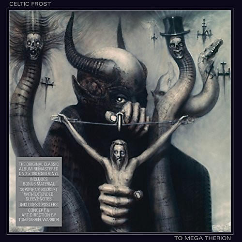 Alliance Celtic Frost - To Mega Therion thumbnail