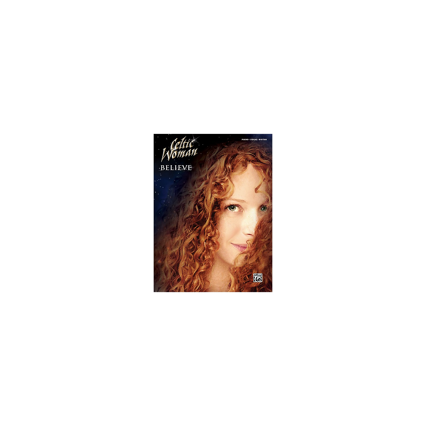 Alfred Celtic Woman Believe PVC Book thumbnail