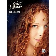 Alfred Celtic Woman Believe PVC Book