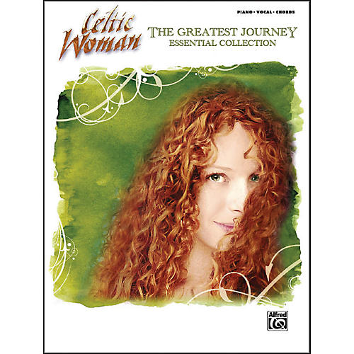 Alfred Celtic Woman: The Greatest Journey Essential Collection (Piano, Vocal, and Chord Book) thumbnail