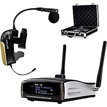 Nady CenterStage by Nady Satellite SMHT-100 - 100-Channel True Diversity Wireless Instrument System for Horns, Woodwinds and Upright Bass