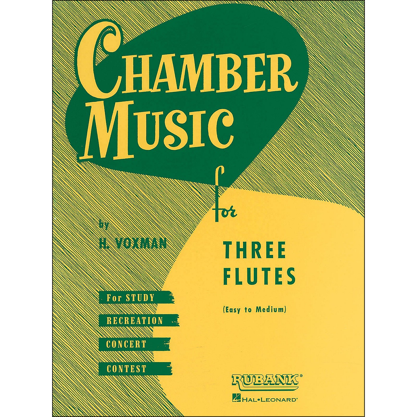 Hal Leonard Chamber Music Series for Three Flutes - Easy To Medium Level In Score form thumbnail