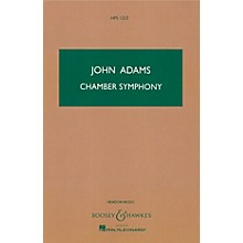 Boosey and Hawkes Chamber Symphony Boosey & Hawkes Scores/Books Series Composed by John Adams
