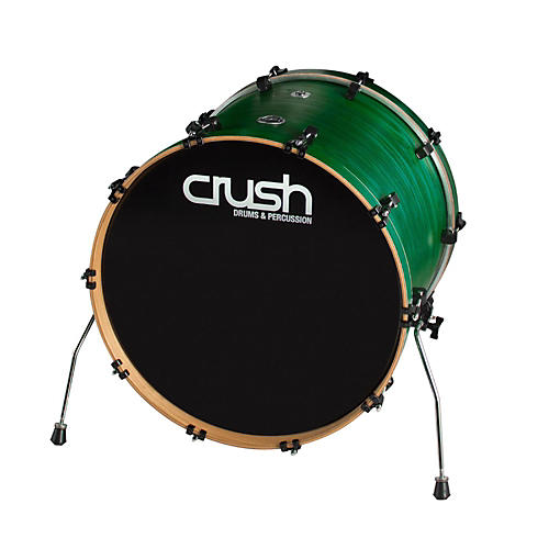 Crush Drums & Percussion Chameleon Ash Bass Drum thumbnail