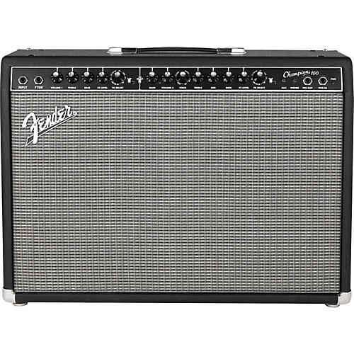 Fender Champion 100 Guitar Combo Amp thumbnail