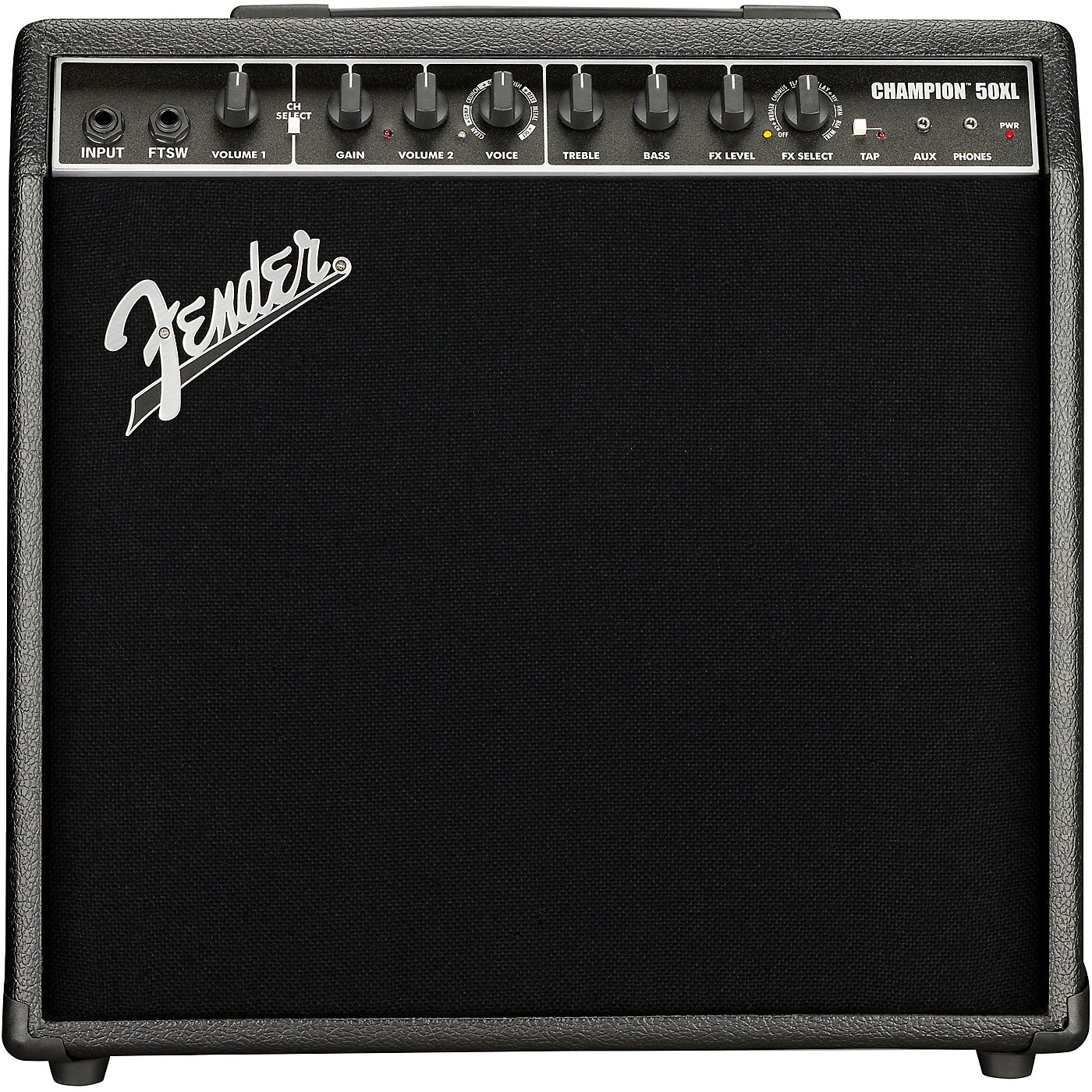 Fender Champion 50XL 50W 1x12 Guitar Combo Amp thumbnail