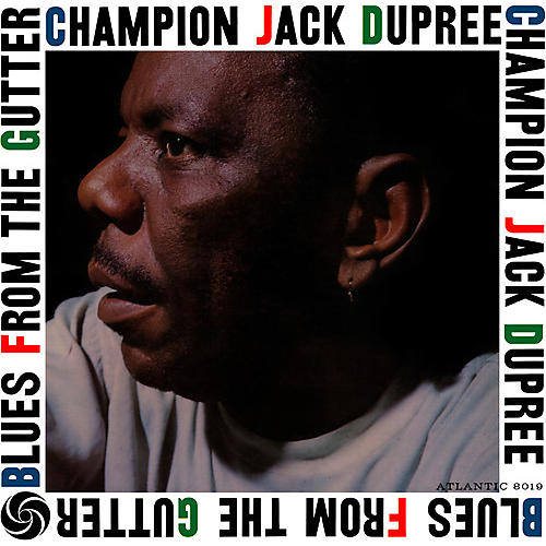 Alliance Champion Jack Dupree - Blues From The Gutter thumbnail