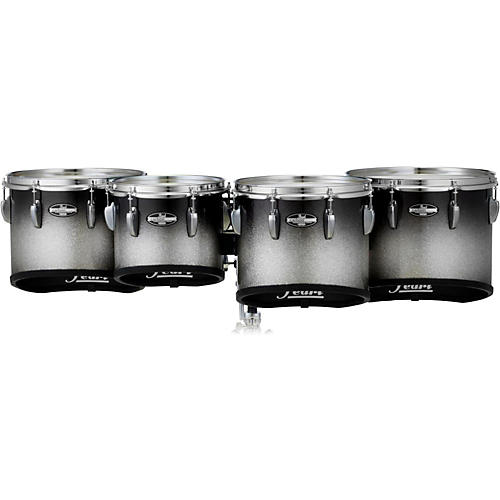 Pearl Championship CarbonCore Marching Tenor Drums Quad Sonic Cut thumbnail