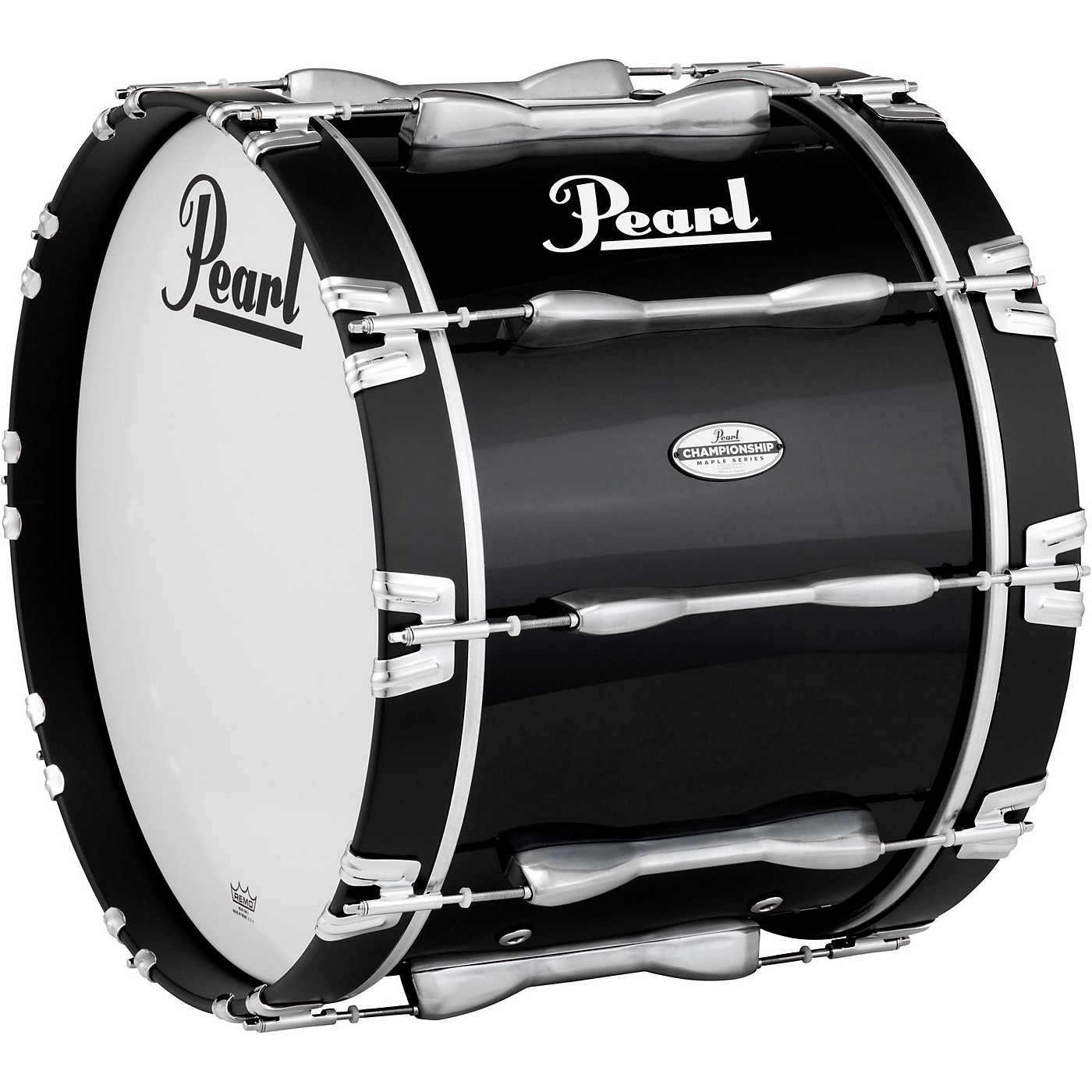 Pearl Championship Maple Marching Bass Drum 20x14 Inch thumbnail