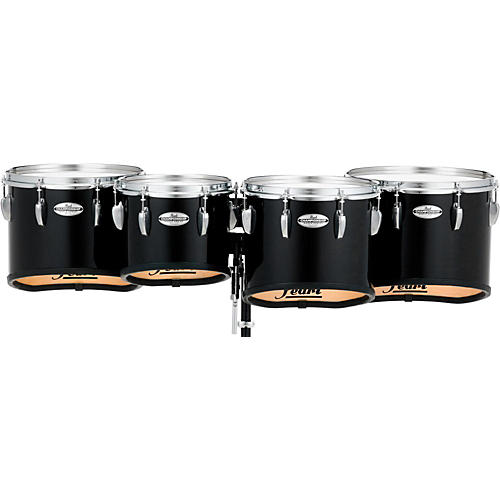 Pearl Championship Maple Marching Tenor Drums Quad Sonic Cut thumbnail