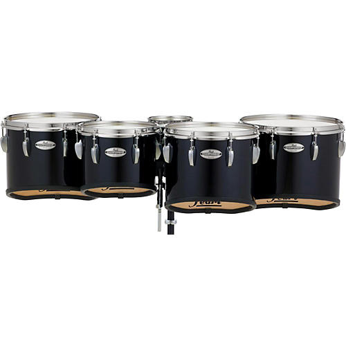 Pearl Championship Maple Marching Tenor Drums Quint Sonic Cut thumbnail