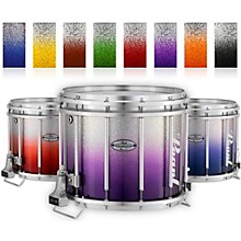 Pearl Championship Maple Varsity FFX Marching Snare Drum Fade Bottom Finish
