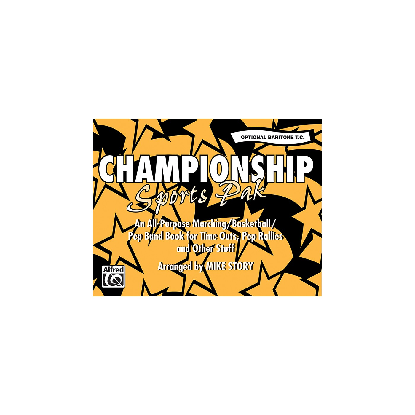 Alfred Championship Sports Pak Opt. Baritone T.C. thumbnail