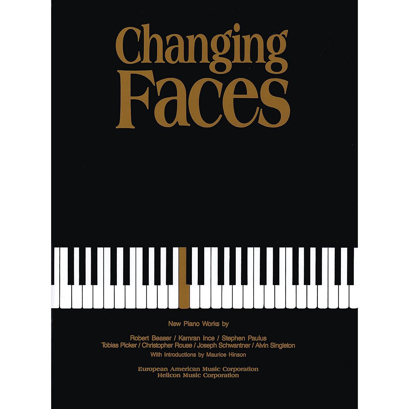 Schott Changing Faces (New Piano Works) Schott Series thumbnail