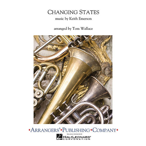Arrangers Changing States Concert Band Arranged by Tom Wallace thumbnail