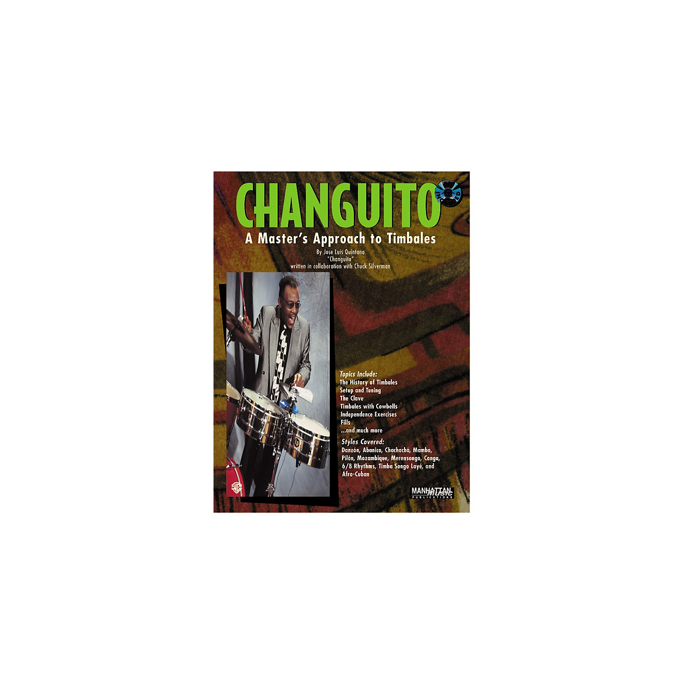 Alfred Changuito (Book/CD) thumbnail