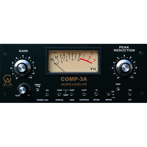 Golden Age Project Channel Vintage Style Compressor thumbnail