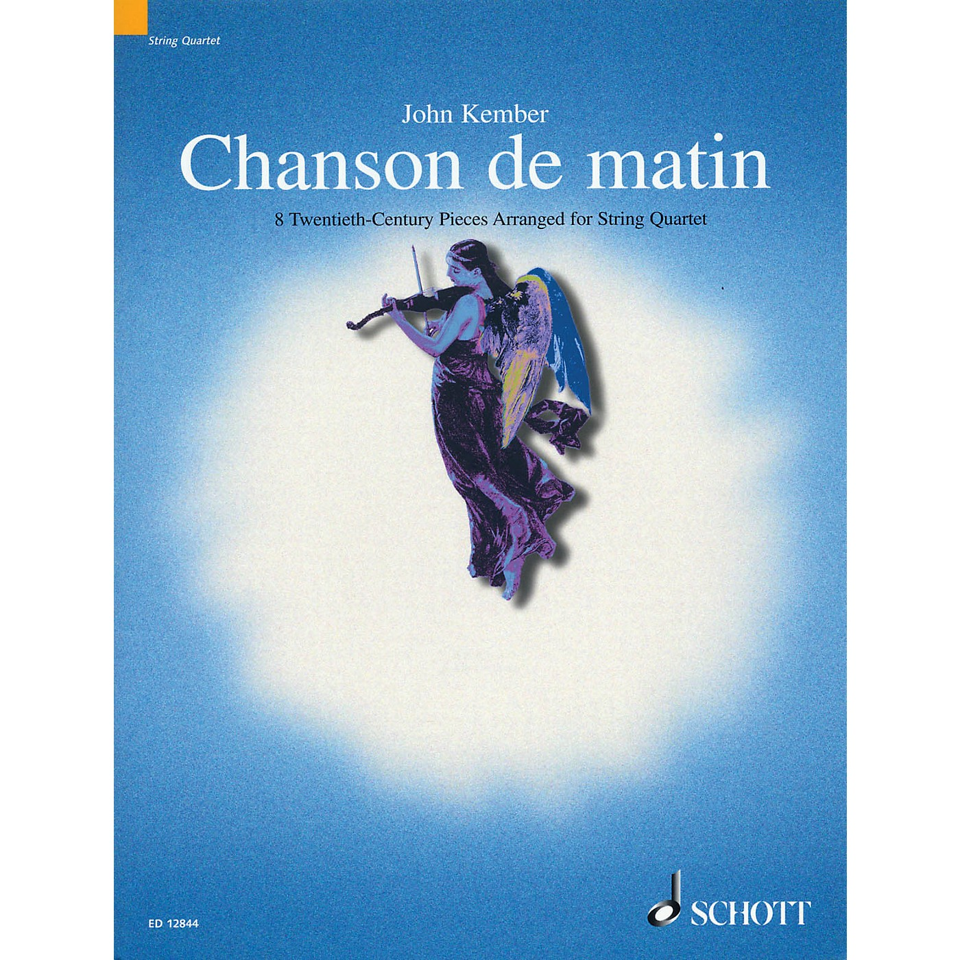 Schott Chanson de Matin (Morning Song) Schott Series Arranged by John Kember thumbnail