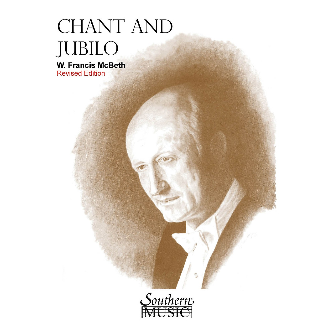 Southern Chant and Jubilo (2nd Edition) Concert Band Level 3 Composed by W. Francis McBeth thumbnail