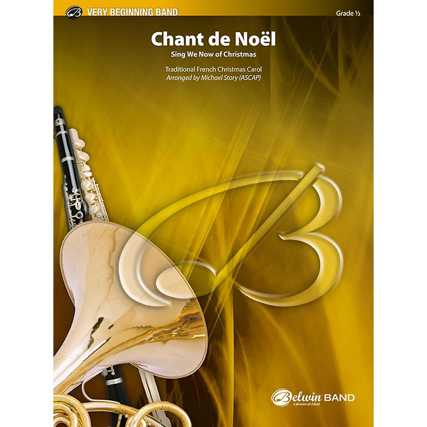 BELWIN Chant de Noel Grade 0.5 (Very Easy) thumbnail