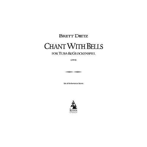 Lauren Keiser Music Publishing Chant with Bells (for Tuba and Glockenspiel) LKM Music Series thumbnail