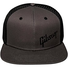 Gibson Charcoal Trucker Snapback