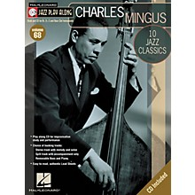 Hal Leonard Charles Mingus - Jazz Play Along Volume 68 Book with CD