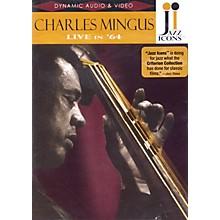 Jazz Icons Charles Mingus - Live in '64 Live/DVD Series DVD Performed by Charles Mingus