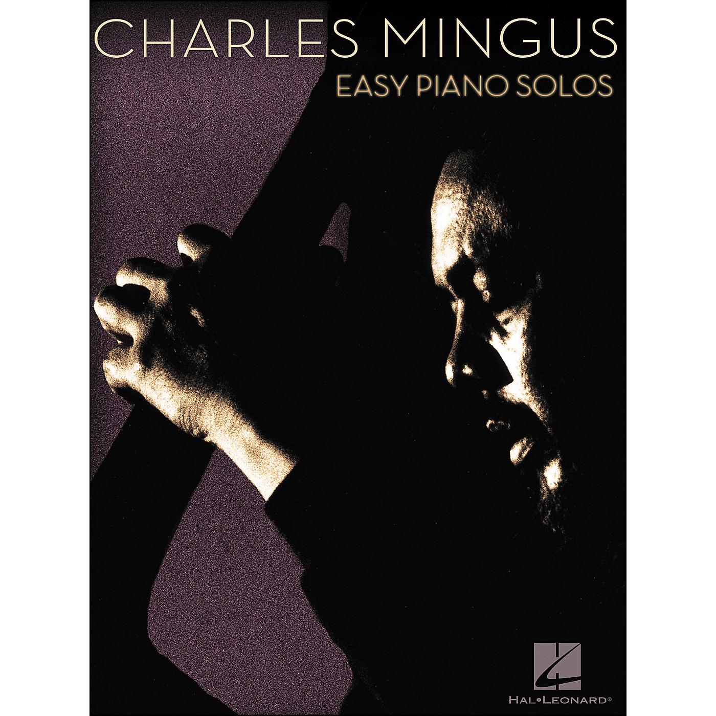 Hal Leonard Charles Mingus Easy Piano Solos thumbnail