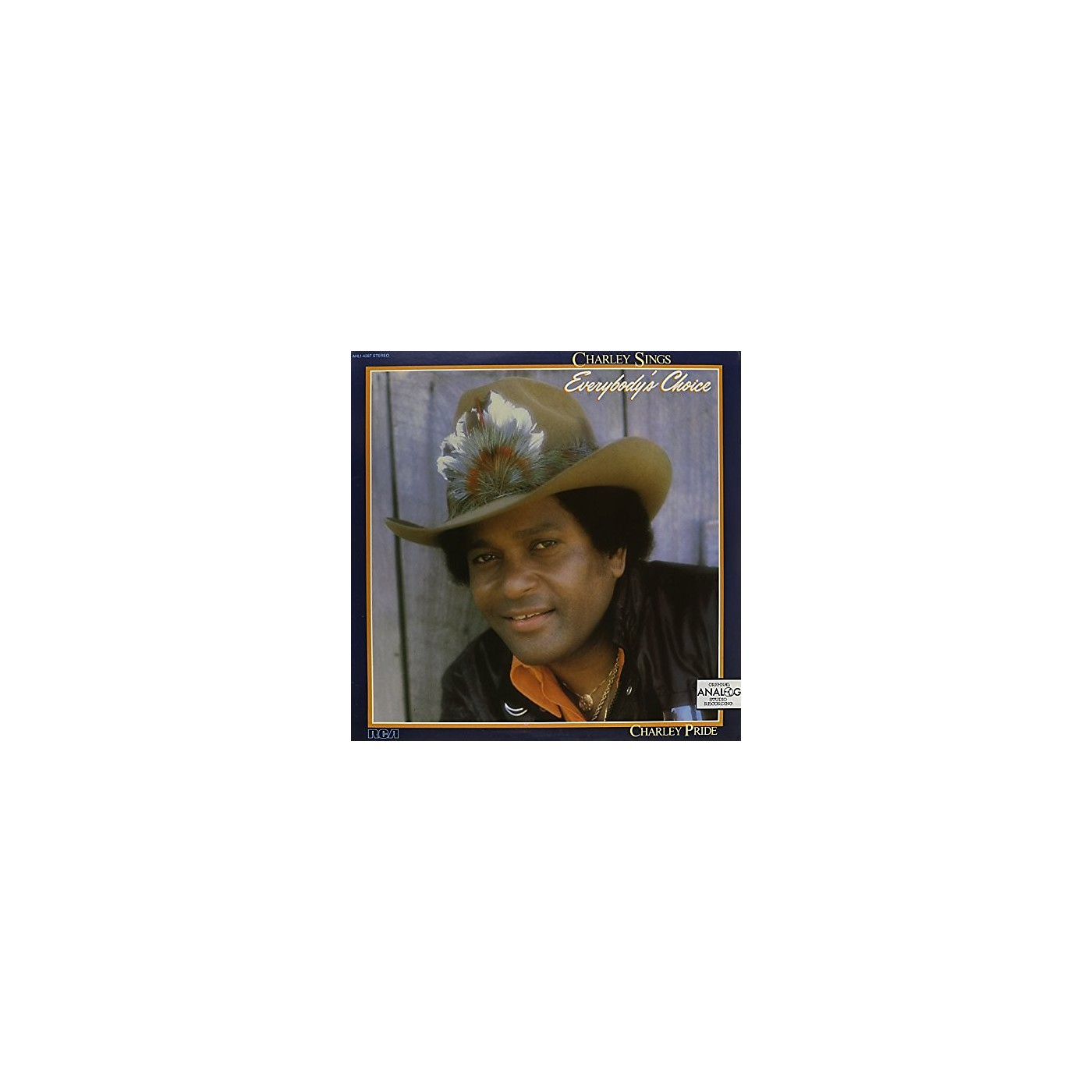 Alliance Charley Pride - Charley Sings Everybody's Choice thumbnail