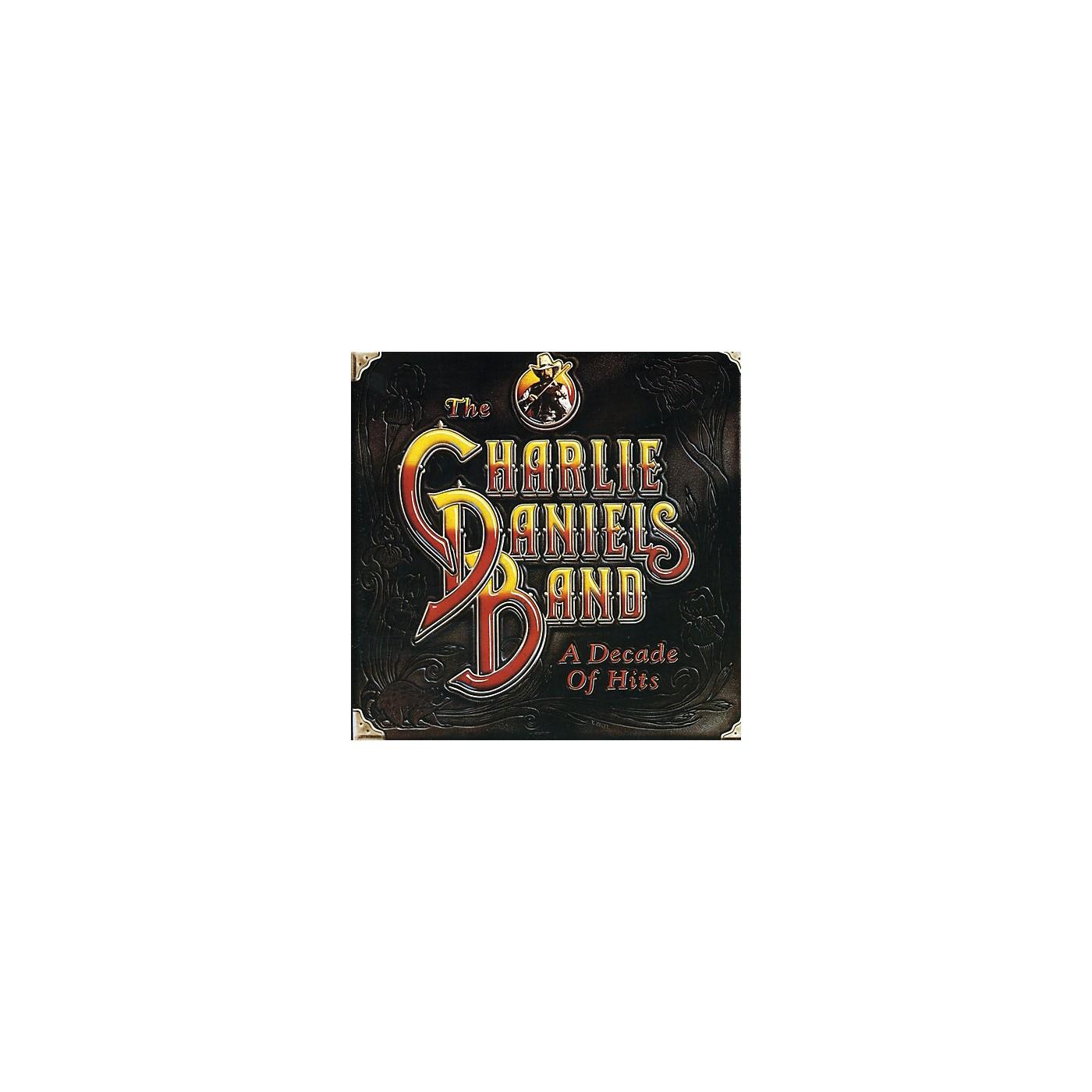 Alliance Charlie Daniels - Decade of Hits (CD) thumbnail
