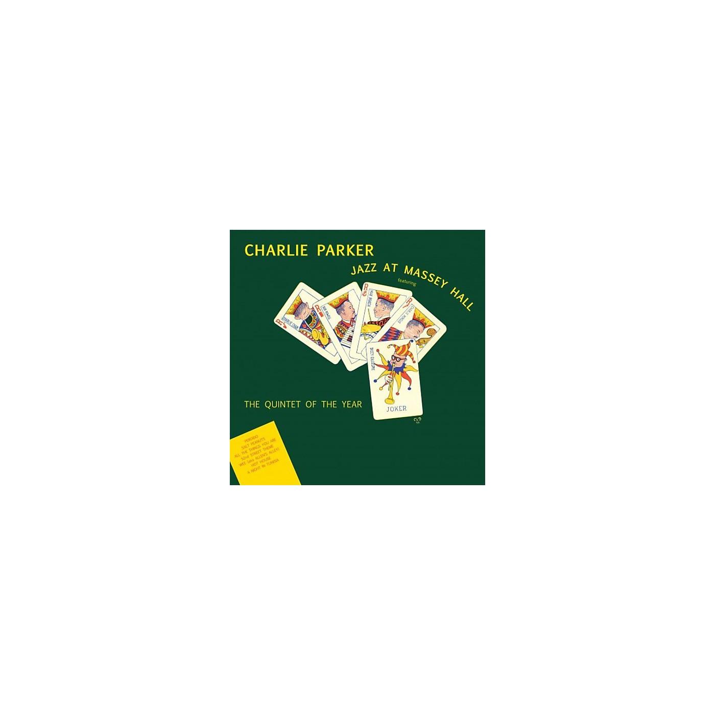 Alliance Charlie Parker - Jazz At Massey Hall thumbnail