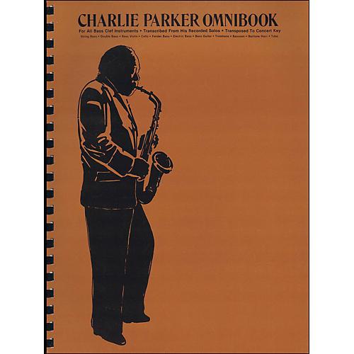 Hal Leonard Charlie Parker Omnibook for Bass Clef Instruments thumbnail