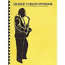 Hal Leonard Charlie Parker Omnibook for E Flat Instruments