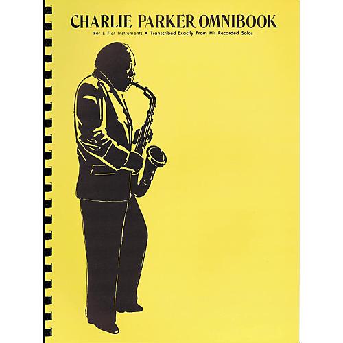 Hal Leonard Charlie Parker Omnibook for E Flat Instruments thumbnail