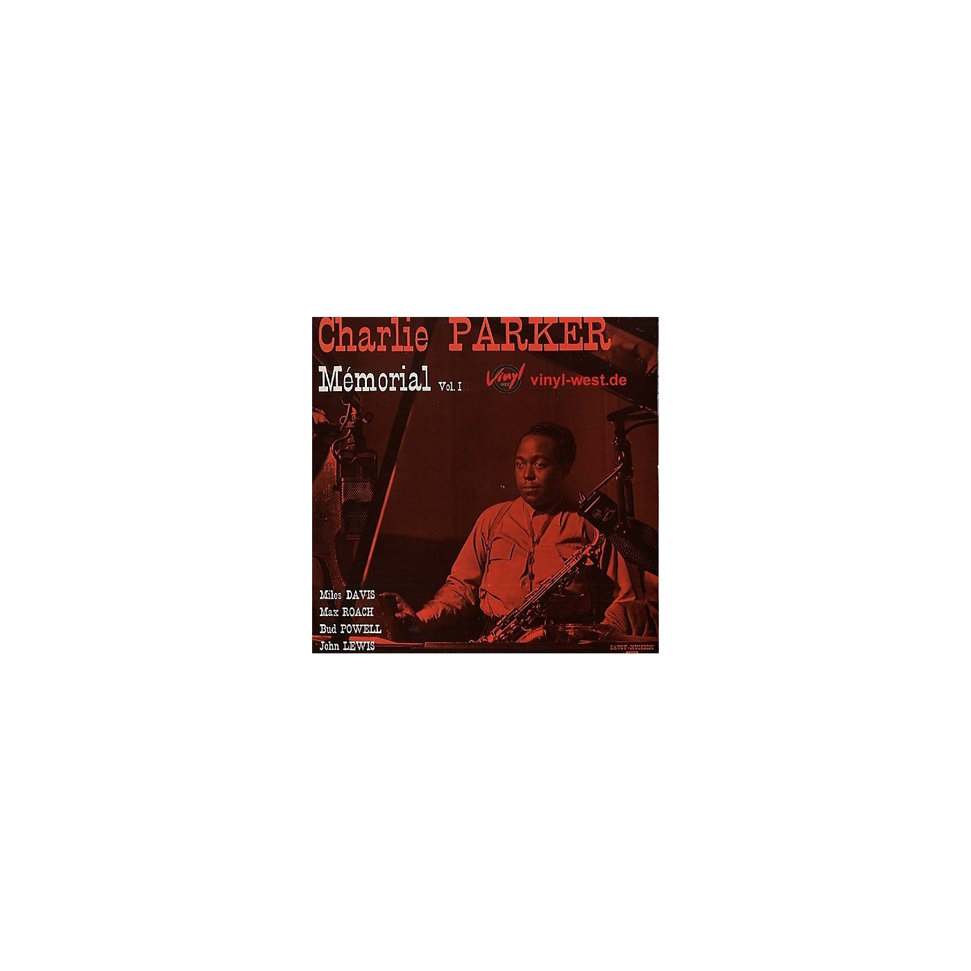 Alliance Charlie Parkers All Stars - The Charlie Parker Memorial, Vol. 1 thumbnail