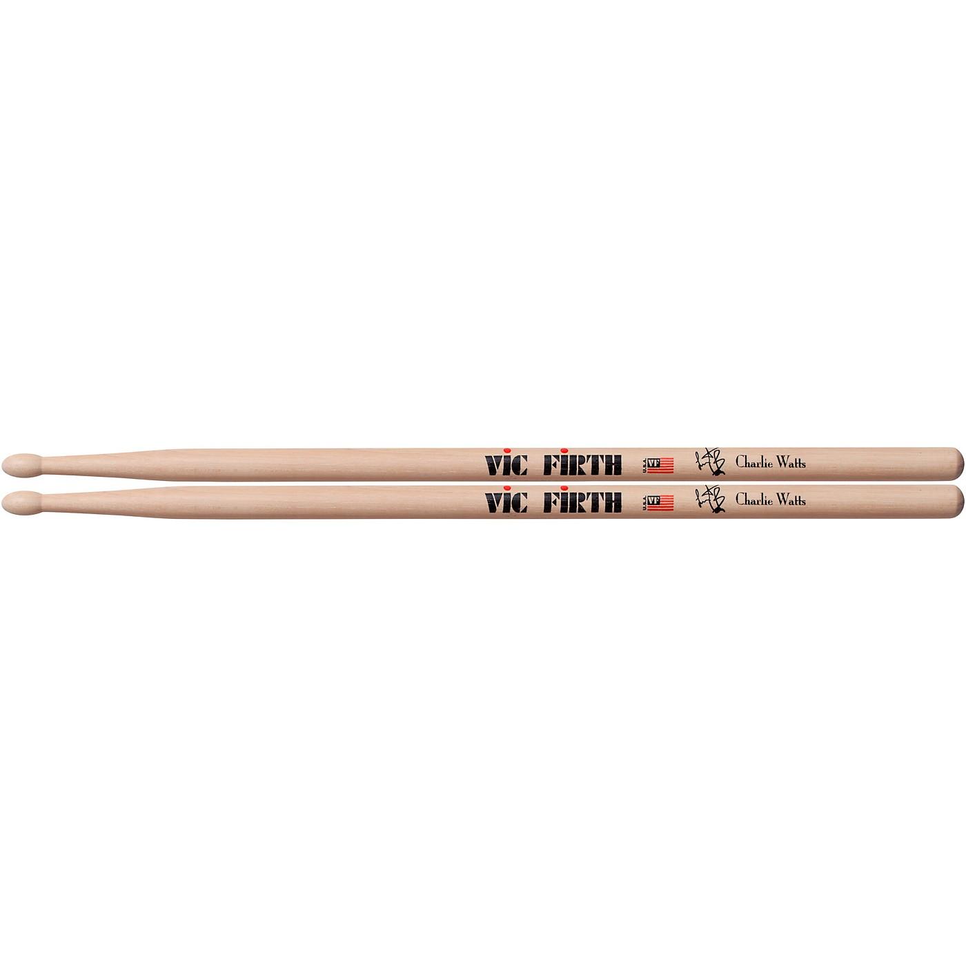 Vic Firth Charlie Watts Signature Drum Sticks thumbnail