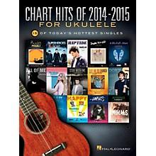 Hal Leonard Chart Hits Of 2014-2015 For Ukulele