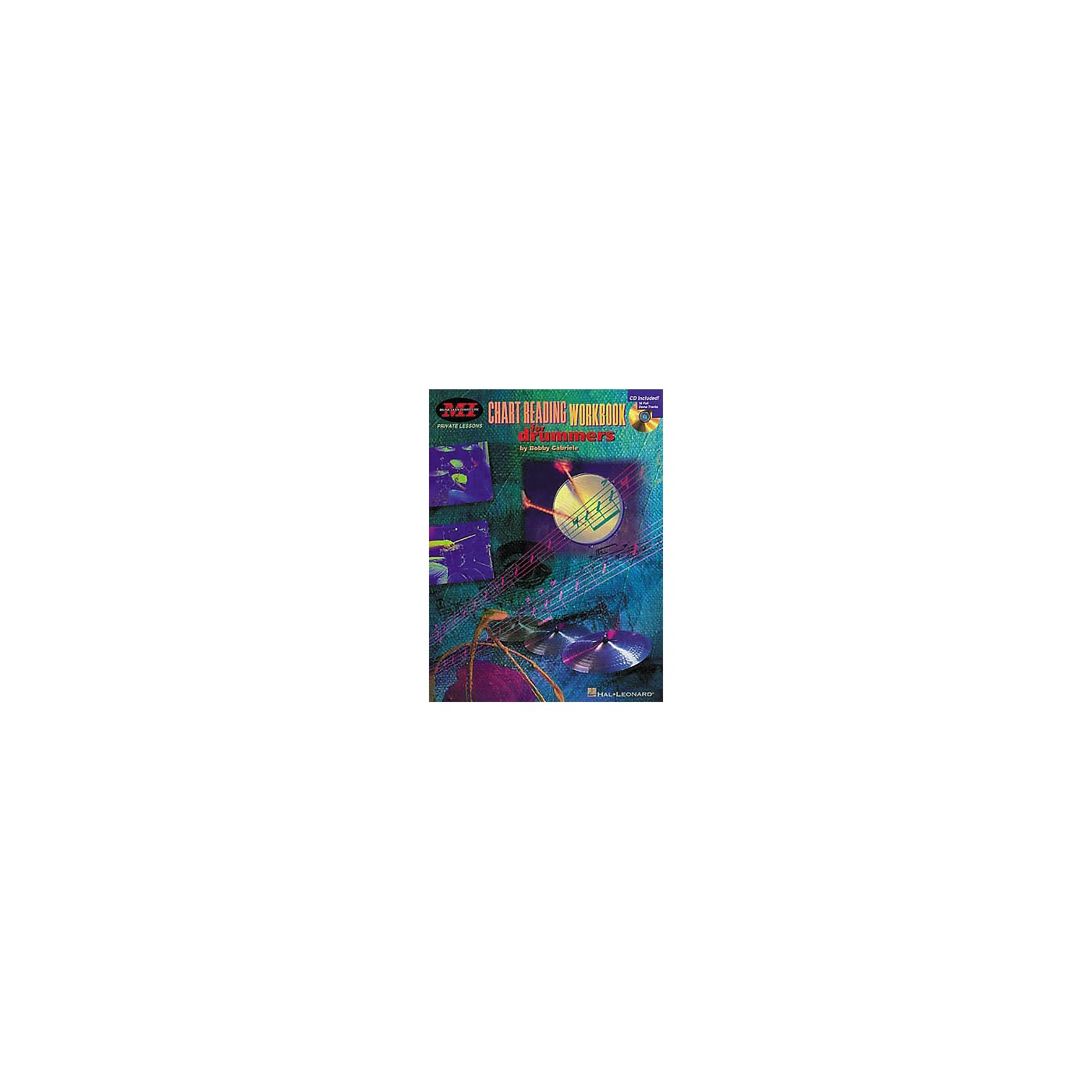Hal Leonard Chart Reading Workbook for Drummers Book/CD thumbnail