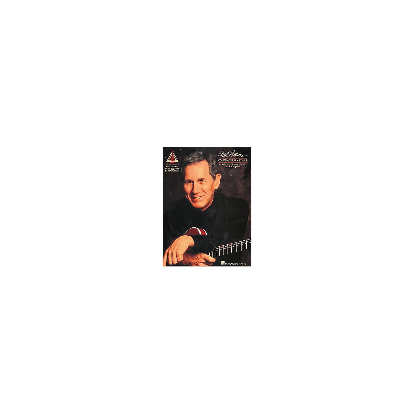 Hal Leonard Chet Atkins Contemporary Styles (Tab) thumbnail