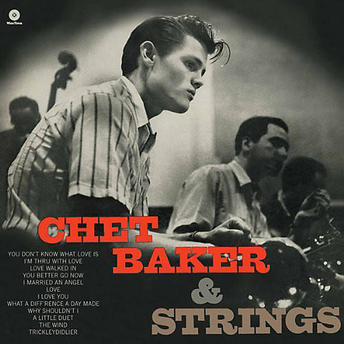 Alliance Chet Baker - Chet Baker & Strings thumbnail