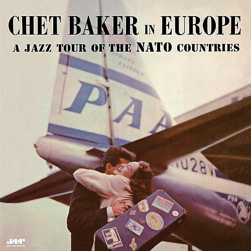 Alliance Chet Baker - Jazz Tour of the Nato Countries thumbnail