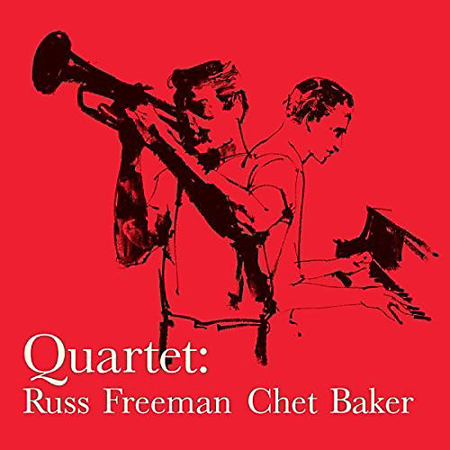 Alliance Chet Baker - Quartet With Russ Freeman + 1 Bonus Track thumbnail