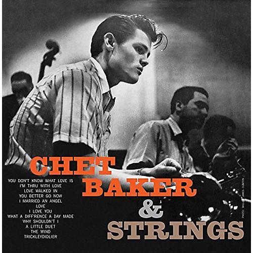 Alliance Chet Baker - With Strings thumbnail