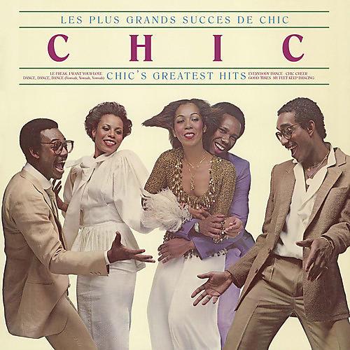 Alliance Chic - Les Plus Grands Succes De Chic - Chic's Greatest Hits thumbnail