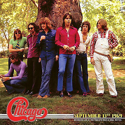 Alliance Chicago - September 13th 1969 thumbnail