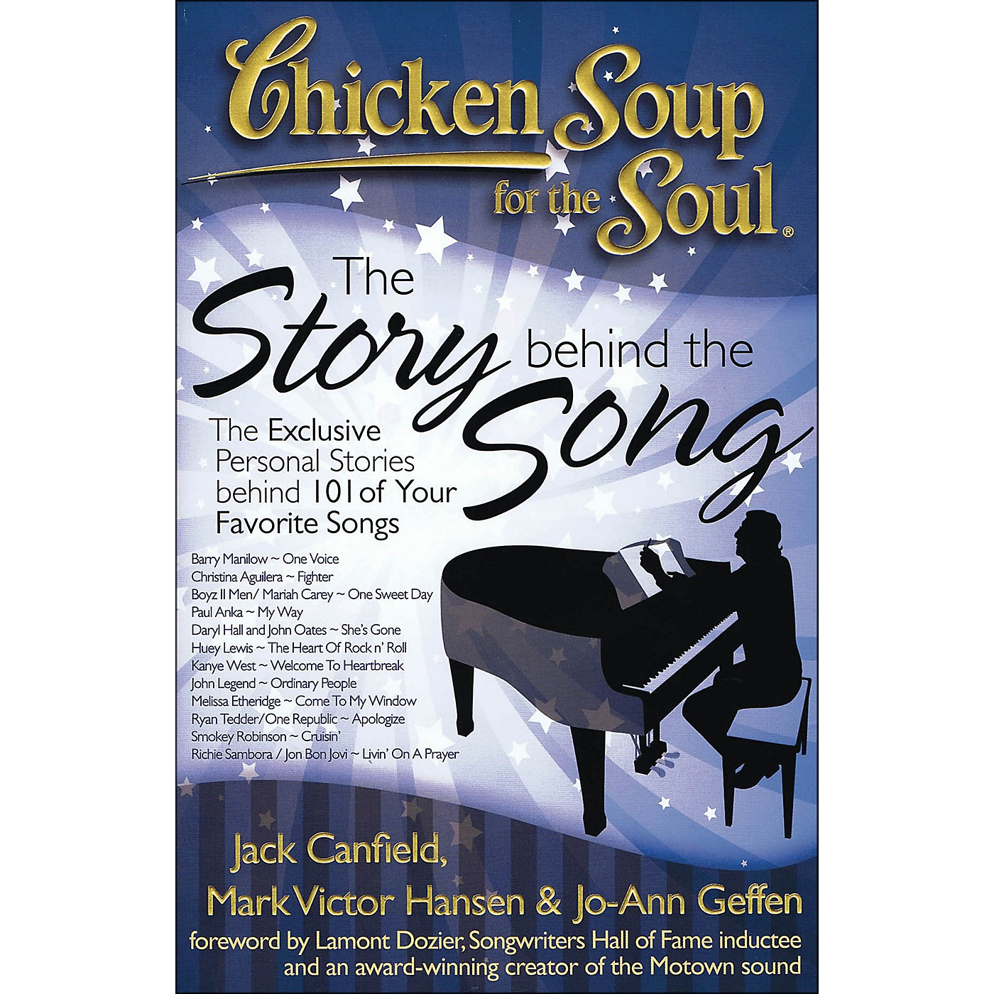 Hal Leonard Chicken Soup for The Soul - The Story Behind The Song thumbnail